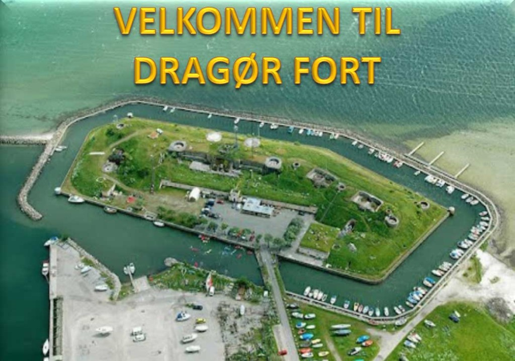 Billedresultat for dragør fort