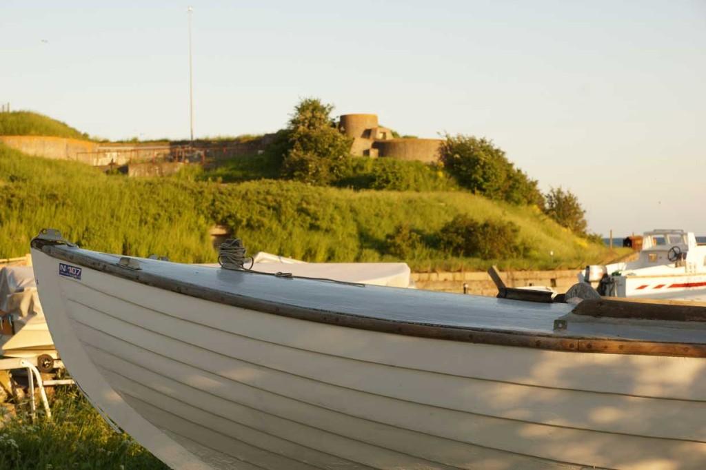 Dragør by - Dragør Fort